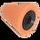 Thumbnail: Buffing & Polishing Foam Cone Orange/Firm