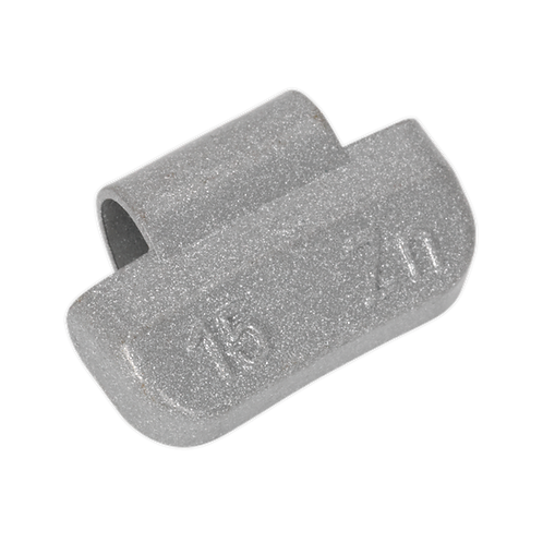 Wheel Weight 15g Hammer-On Plastic Coated Zinc for Alloy Wheels Pack of 100