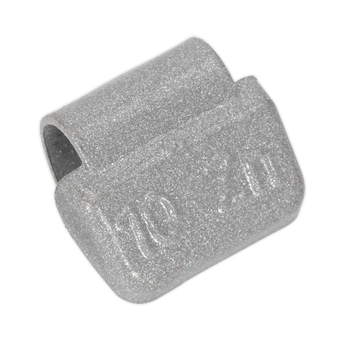 Wheel Weight 10g Hammer-On Plastic Coated Zinc for Alloy Wheels Pack of 100