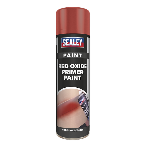 Red Oxide Primer Paint 500ml