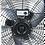 "Thumbnail: Industrial High Velocity Drum Fan 24"" 230V - Premier"