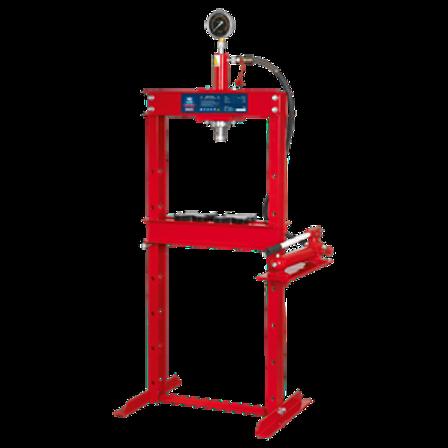 Hydraulic Press 10tonne Floor Type - Sealey