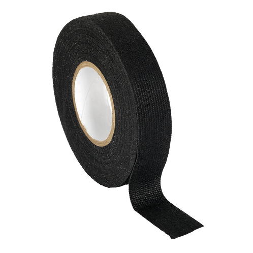 Fleece Tape 19mm x 15m Black