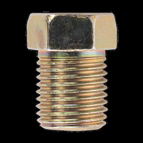 Brake Pipe Nut M10 x 1mm Full Thread Male Pack of 25