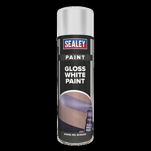 White Gloss Paint 500ml