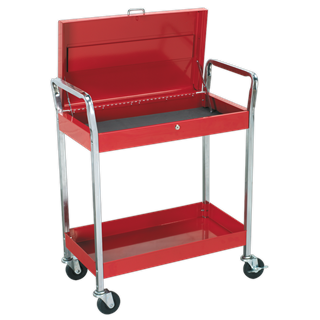 cx104 Trolley 2-Level Heavy-Duty with Lo