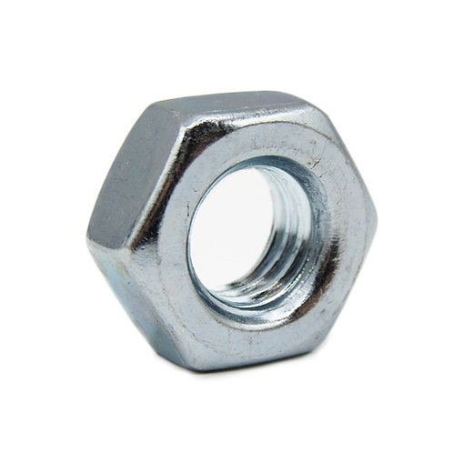 M8 Steel Nuts - QTY 10 to 500
