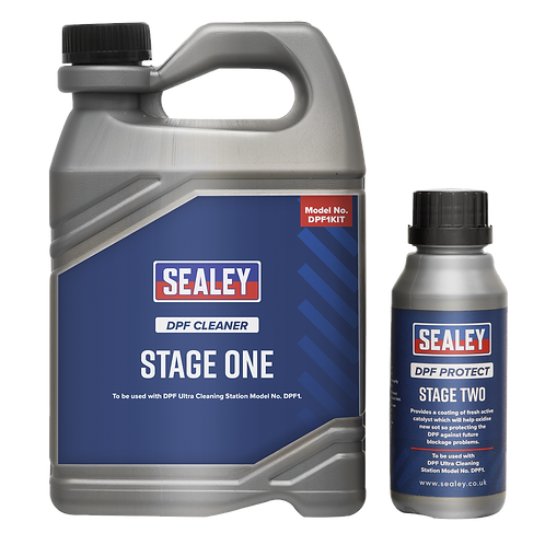 DPF Ultra Cleaning Kit