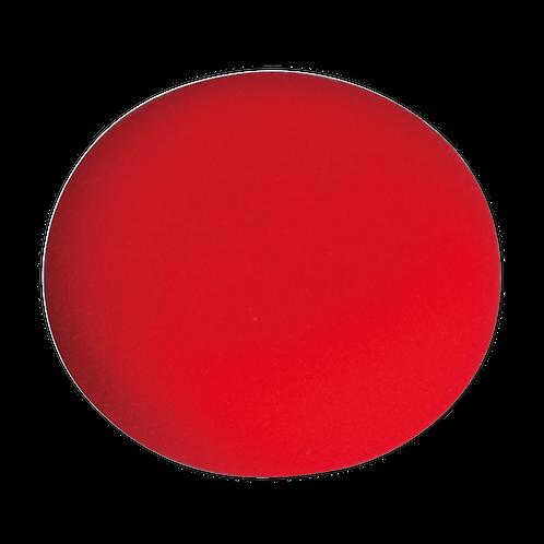 Buffing & Polishing Foam Head Hook-and-Loop Ø80 x 25mm Red/Ultra-Soft