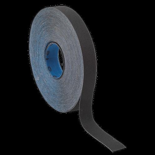 Emery Roll Blue Twill 25mm x 25m 120Grit