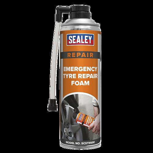 Emergency Tyre Repair Foam 500ml