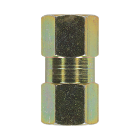 Brake Tube Connector M10 x 1mm Female to Female Pack of 10
