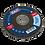 Thumbnail: Flap Disc Zirconium Ø115mm Ø22mm Bore 40Grit