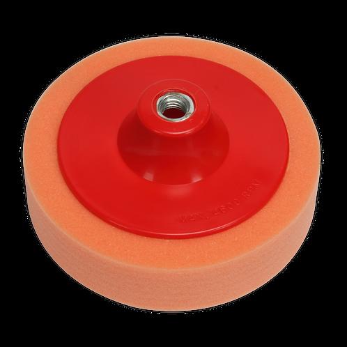 Buffing & Polishing Foam Head Ø150 x 50mm M14 x 2mm - Medium
