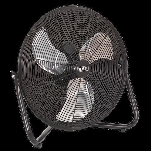 """Industrial High Velocity Floor Fan 18"""" 230V - Sealey"""