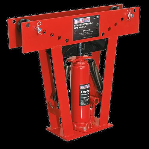 Hydraulic Pipe Bender 12tonne - Sealey