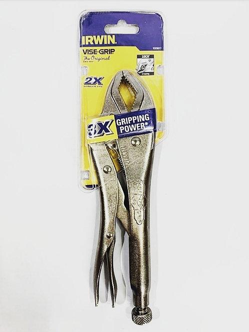 "10"" Curved Jaw Locking Pliers - Original"