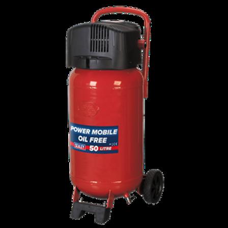 Compressor 50L Belt Drive 2hp Oil Free - Sealey