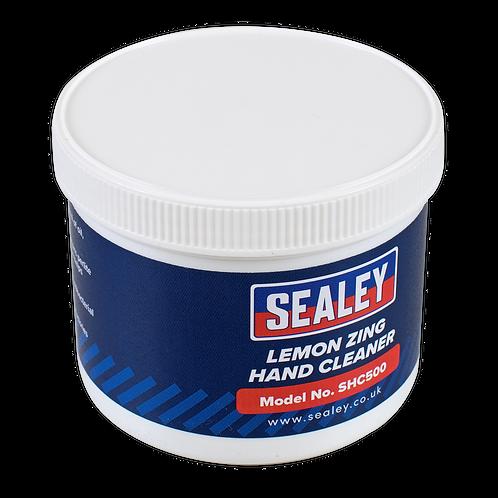 Hand Cleaner 500ml Lemon Zing