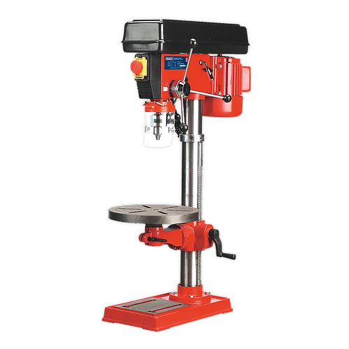 Pillar Drill Bench 16-Speed 960mm Height 550W/230V - Sealey