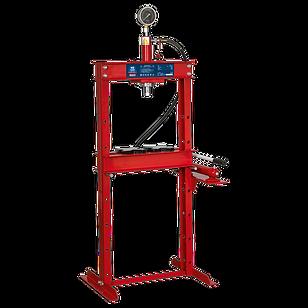 yk10f.v2_Hydraulic Press 10tonne Floor T