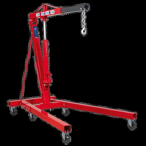 Folding Crane 1tonne 'KD' Type - Sealey