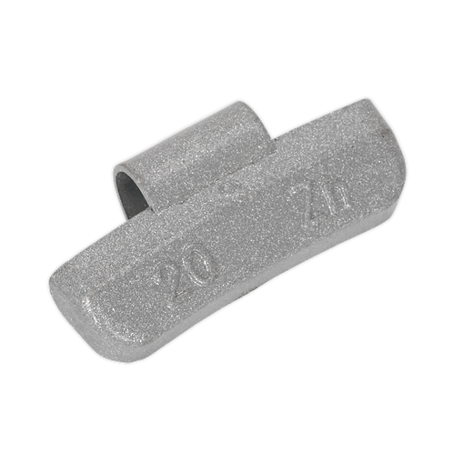 Wheel Weight 20g Hammer-On Plastic Coated Zinc for Alloy Wheels Pack of 100