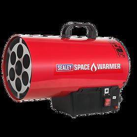 Space Warmer® Propane Heater 54,500Btu/hr - Sealey