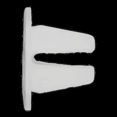 Captive Nut, Ø16mm x 12mm, Universal - Pack of 20
