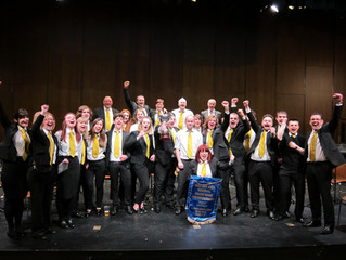 Foresters Brass - Champions!