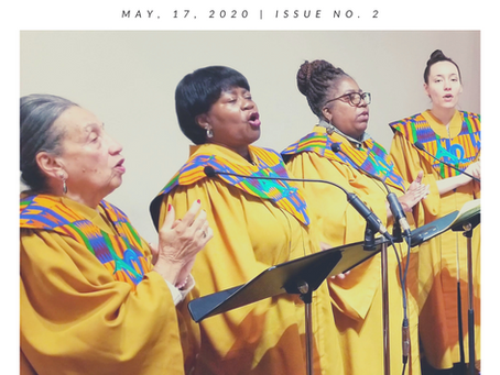 ICSB Newsletter: May 17, 2020 Issue 2