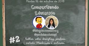 Compartiendo educación #2 – @paulabercianopt