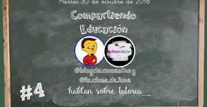 Compartiendo Educación #4 – @la.clase.de.lore