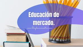 Educación de mercado