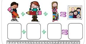 Contamos la asistencia – Asamblea matemáticas