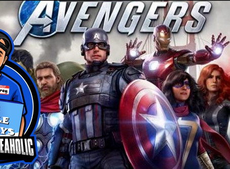 Copy of Avengers Game Live Stream - Black Widow is a Beast