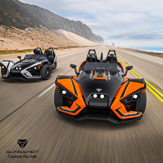 Slingshot SL - Capture the ride
