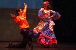 La danse tzigane