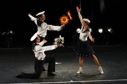 La danse des marins