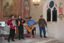 chants russes àl,église