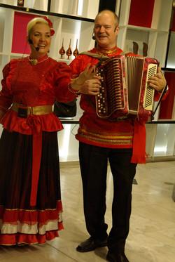 duo chanteurs russes