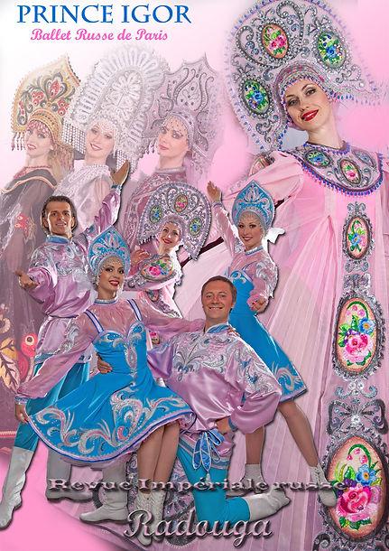 Ballet Russe de Paris