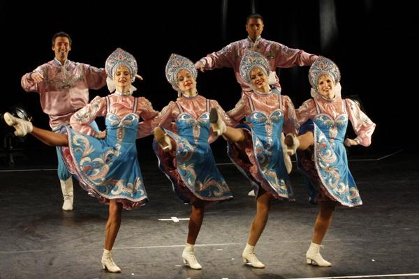 La danse Sibérienne