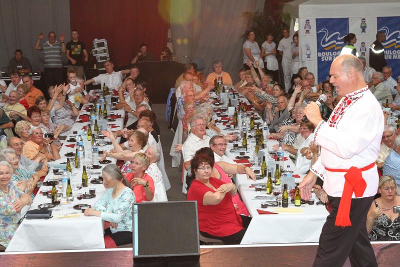 Banquet des séniors