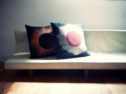 Eclipse Pillow Cases