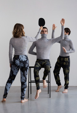 Anthracite color Pants
