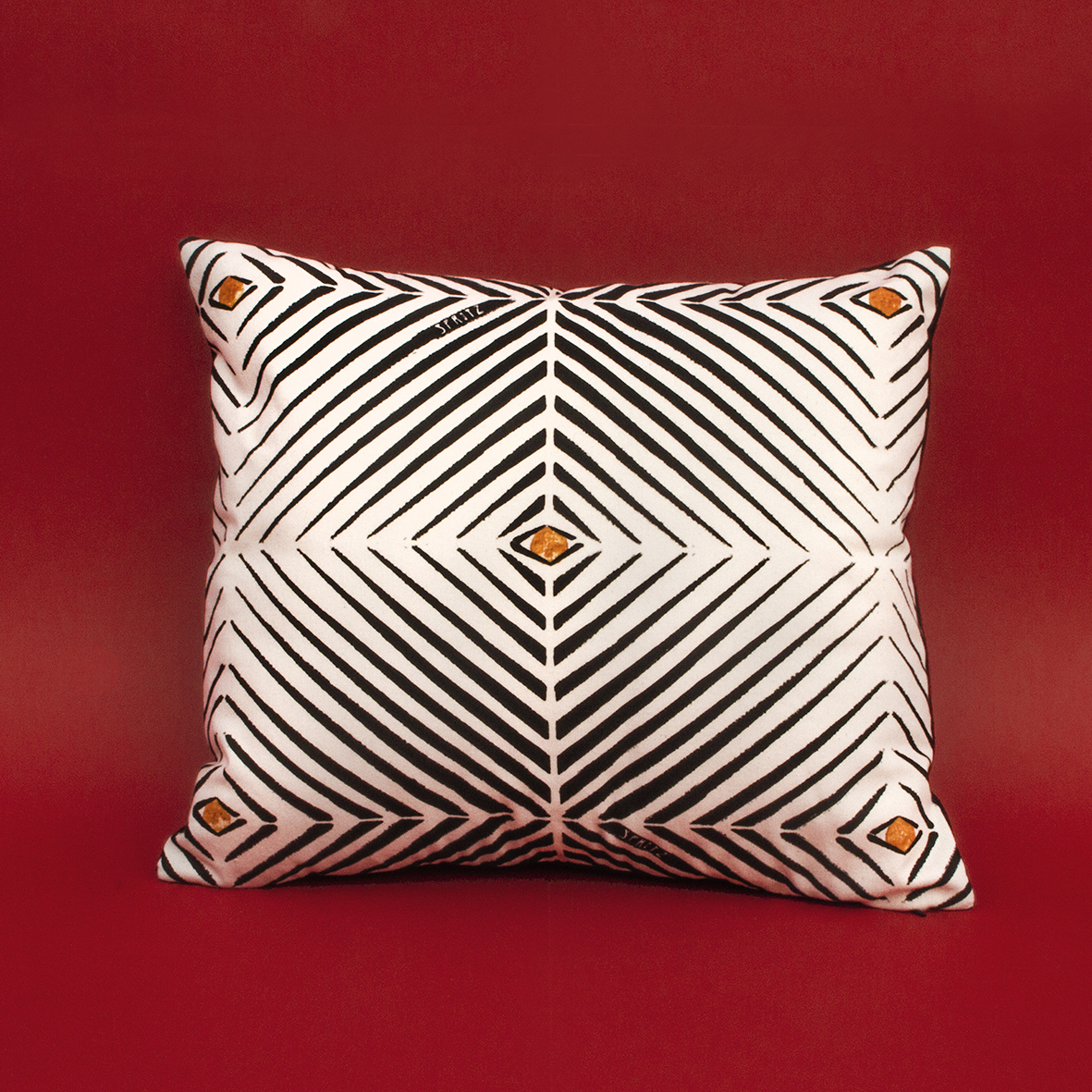 Africa Optical Medium Pillow