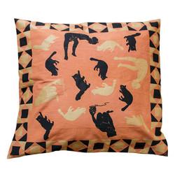 Playtime Orange XL Pillows