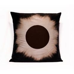 Striped Black Eclipse Pillow Case