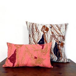 Wool Ball Pillow Cases